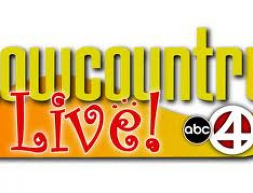 "Television Appearance on WCIV ""Lowcountry Live!"""