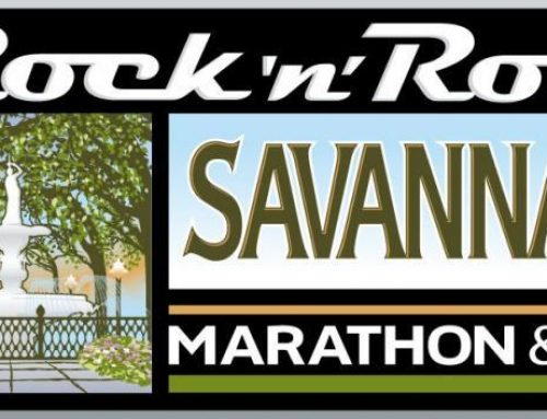 Savannah Rock-n-Roll Marathon appearance Nov. 3rd