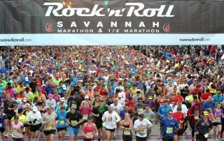 2013 Savannah Rock n Roll Marathon