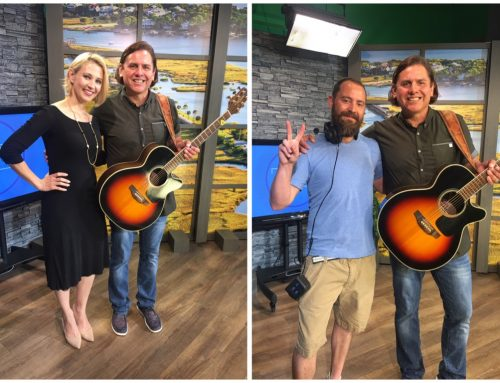 TV Interview & Performance on Fox 24 on May 24th